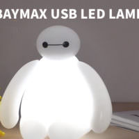 BAYMAX-USB-LED-LAMP