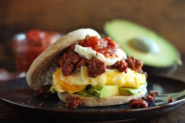 Chorizo-and-Egg-Breakfast-Sandwich