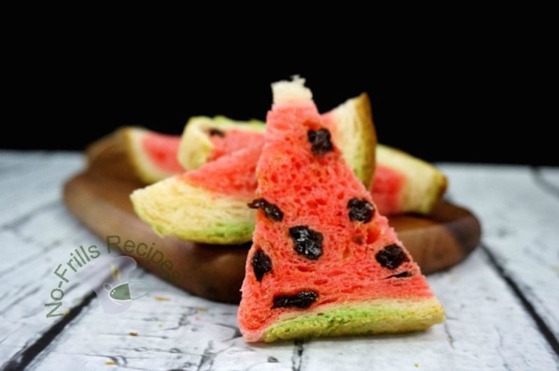 Watermelon Bread 033