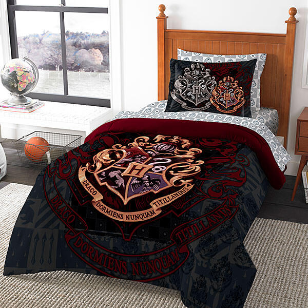 Jlsr hogwarts bed in bag room