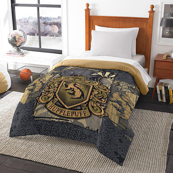 Jlss harry potter house comforters hufflepuff