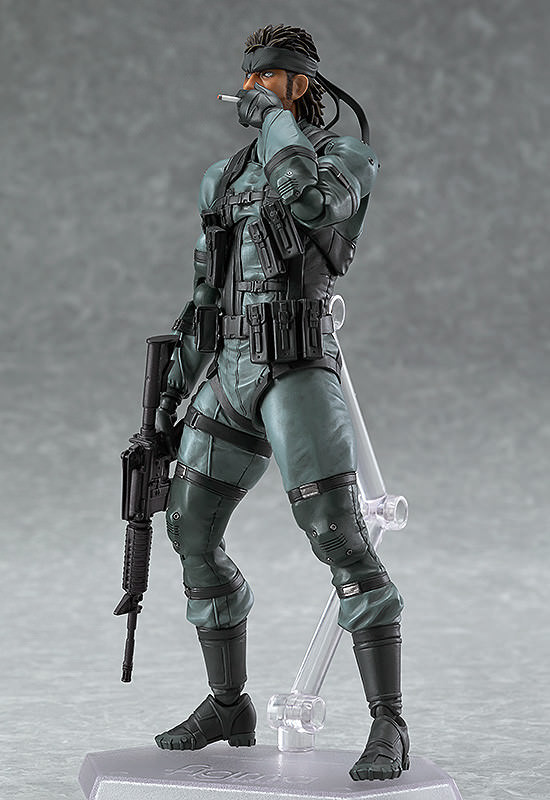 figma METAL GEAR SOLID2: SONS OF LIBERTY ソリッド・スネーク MGS2 ver.