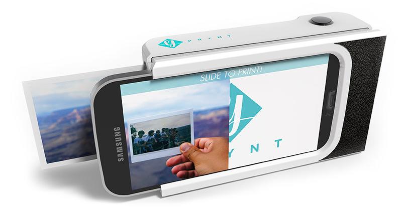 iPhoneやAndroid端末をポラロイドカメラにするケース