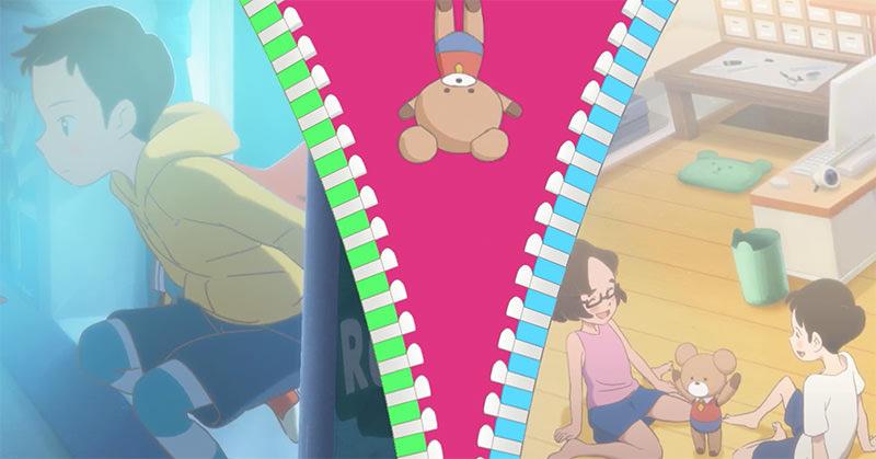 YKKの短編アニメ『FASTENING DAYS』で石田監督やPerfume