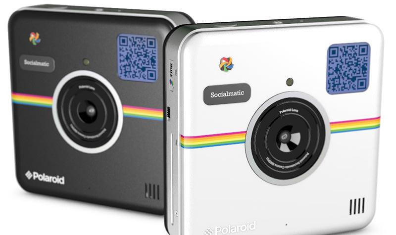 これいいな!Instagram風ポラロイドカメラ『Socialmatic』