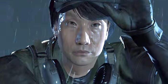 PC版MGS5:GZは小島監督でゲームをプレイ可能!?