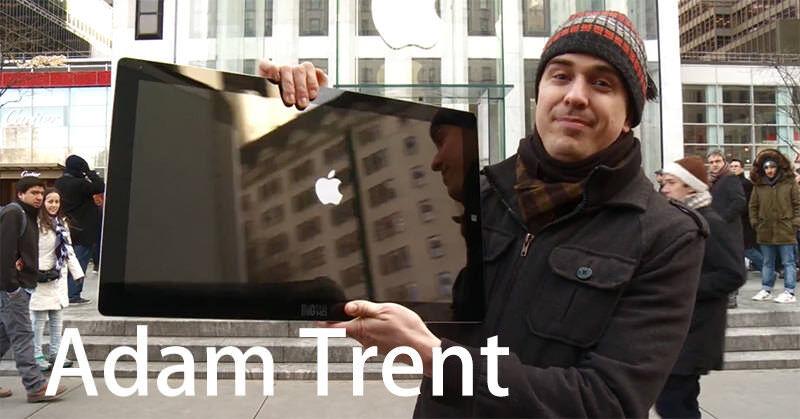 iPadがでっかくなっちゃった!マジシャンのパフォーマンス!