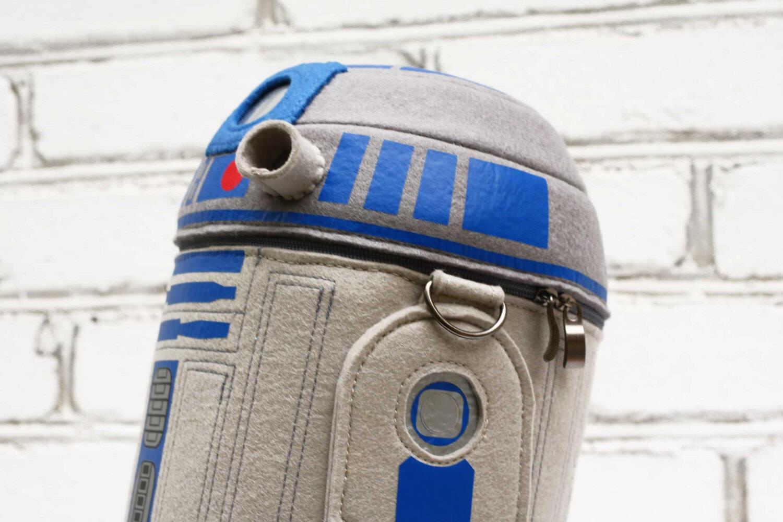 R2-D2のフェルト製バッグを担ぎたくないですか?