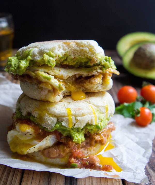 HuevosRancherosSandwich