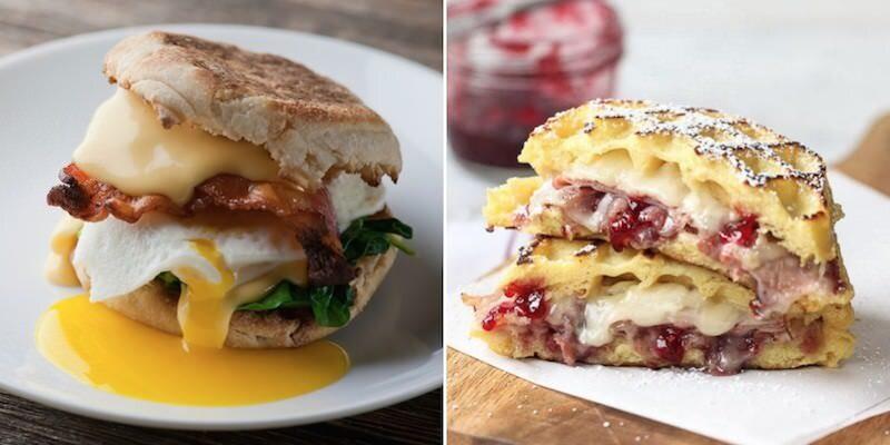 30種類の旨そうなサンドイッチの作り方