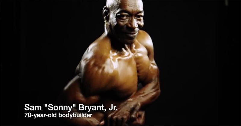 衰えない肉体!70歳になってもスーパーマッチョなおじいちゃん!