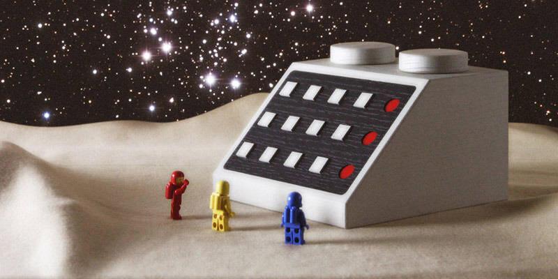 LEGOをイメージした多機能ガジェットセット「THE BRIX SYSTEM」