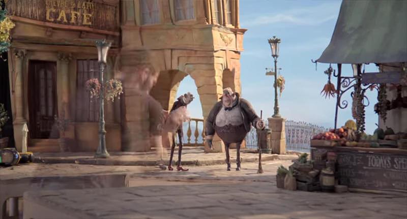 映画「The Boxtrolls」のストップモーションアニメーションが出来るまで。