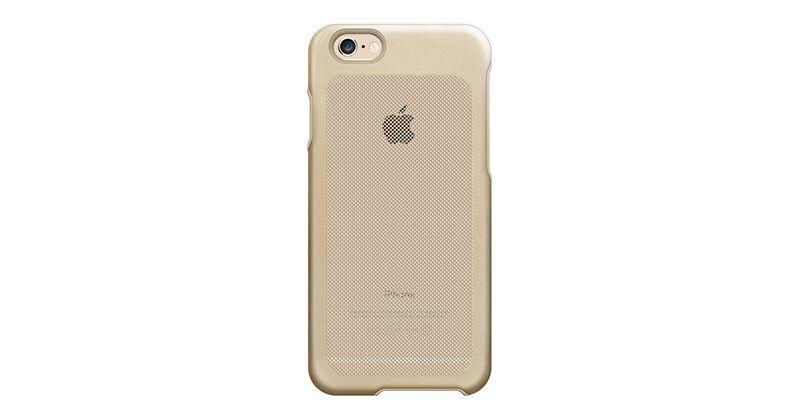 細かいメッシュが美しいSevenmilliのiPhoneケースDieSlimest