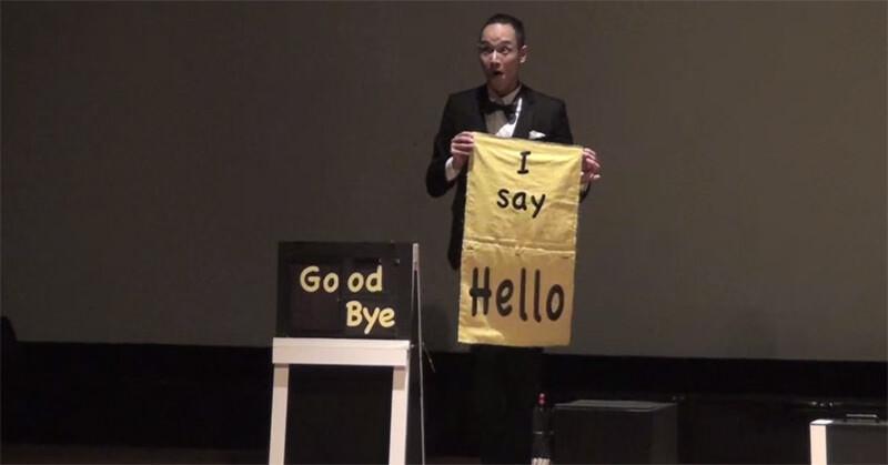 ゆっくり時間がある時に見て欲しい池田洋介さんのパフォーマンス