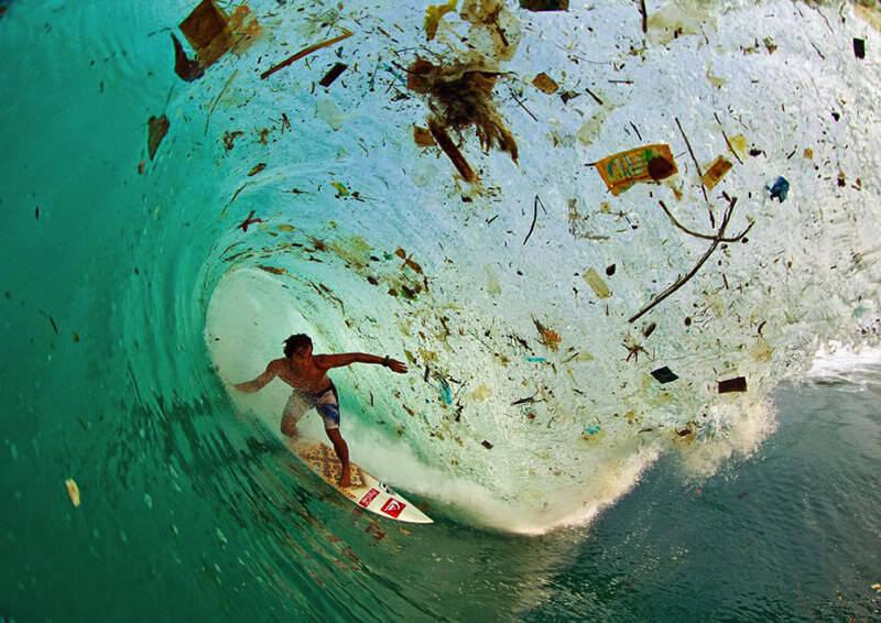 環境問題を考えさせられる17ものすごい写真