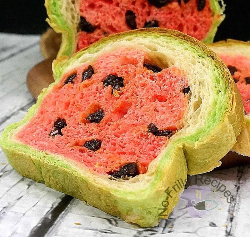 Watermelon Bread 018