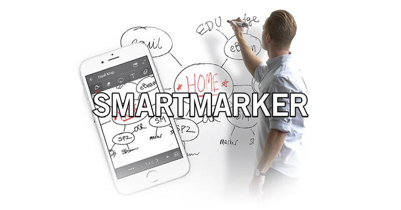 ホワイトボードに書かれた物をデジタル化するガジェットSmartmarker