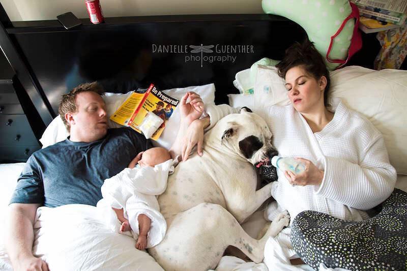「家族って大変!」と思わされるお子さん達との日常を描いた写真