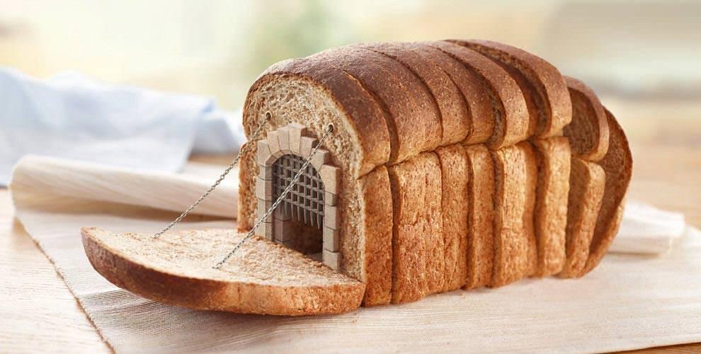食べ物に出来た「小さなドア」その意味とは?
