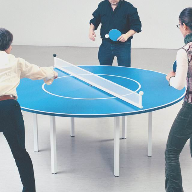 Ping-Meets-Pong-Table