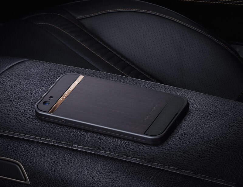 1000ドルの高級感漂うGresso社製iPhoneケースコレクション