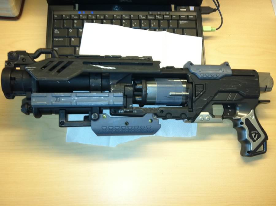 nerf_rev5_custom_pistol_by_the_arsenal-d3kmwtf