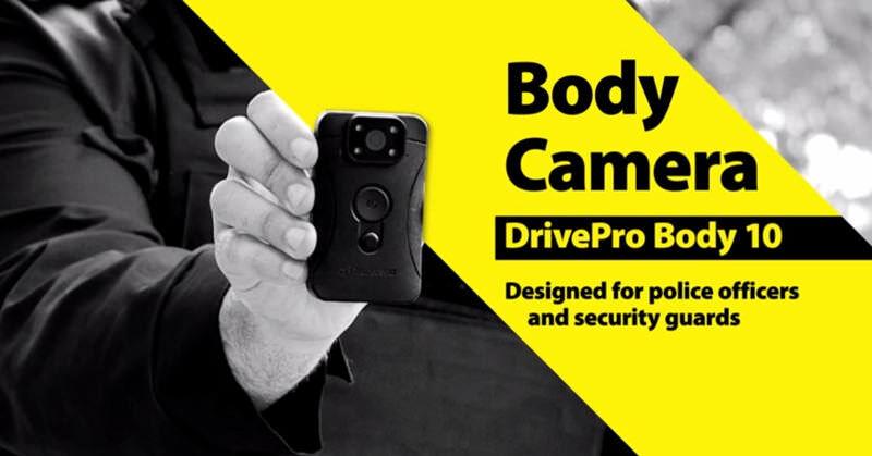 トランセンドのフルHD撮影可能なウェアラブルカメラDrivePro Body 10