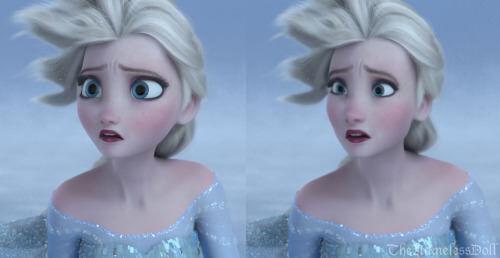 ディズニーの女性キャラクターを現実的な容姿に変えるとこうなる