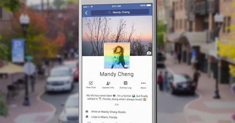 Facebook、プロフィールで動画を使えるように。