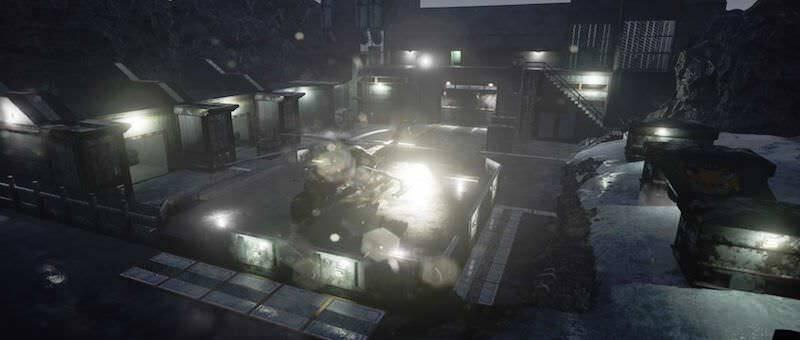 Unreal Engine 4で制作された「シャドーモセス島」、MGSがリアルに蘇る!