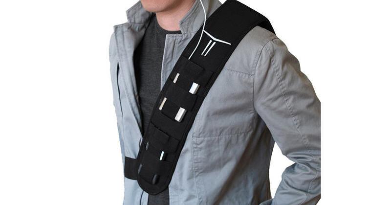 「スマホしか持たねーよ」って人に使って欲しいスリングバッグ:TRANSPORT