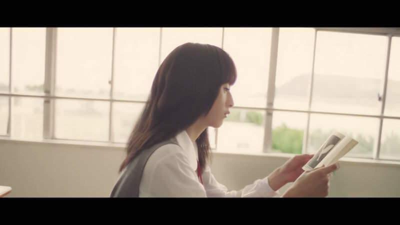 衝撃の秘密が待っていた!資生堂のウェブ動画「メーク女子高生のヒミツ」