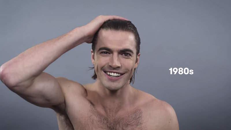 男性の ヘアースタイル 100年史 あなたはどれが良い?