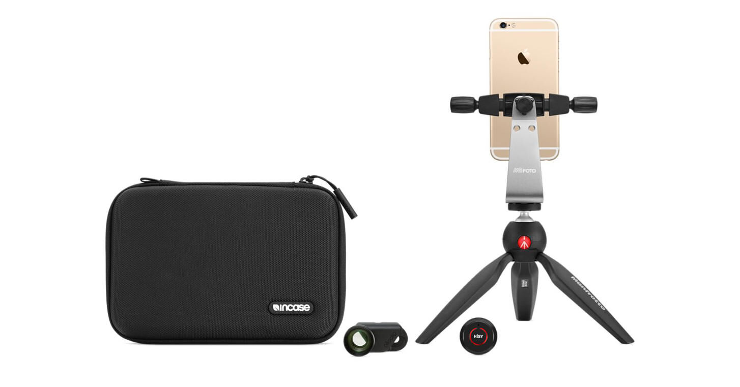 Apple StoreよりiPhone用写真撮影セット:Photography Kit for iPhone 6/6s and iPhone 6 Plus/6s Plus