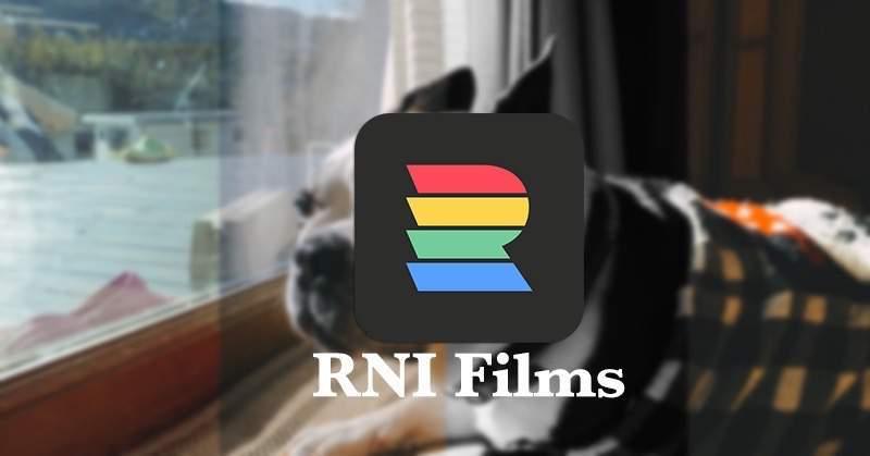 フィルム好き必須の写真加工アプリRNI Films