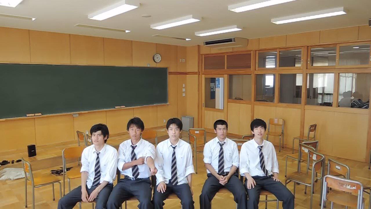 制作期間半年!茨城高等学校の学生が作る「バカッコイイ日常」