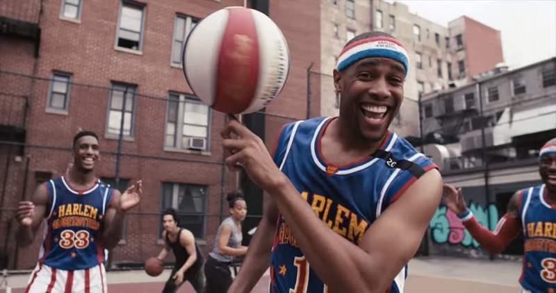 ドリブル、クラップ、それは最高のバスケットボールミュージック