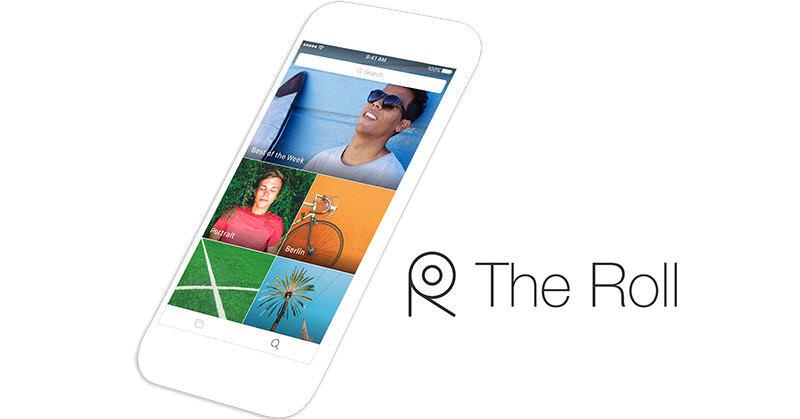 EyeEmのベストショットを探すアプリ「The Roll」で写真管理が変わる