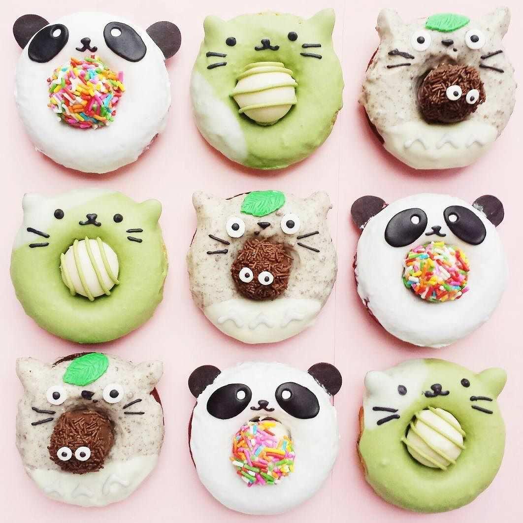 愛らしく可愛いお菓子! Instagramer Vickie Liu