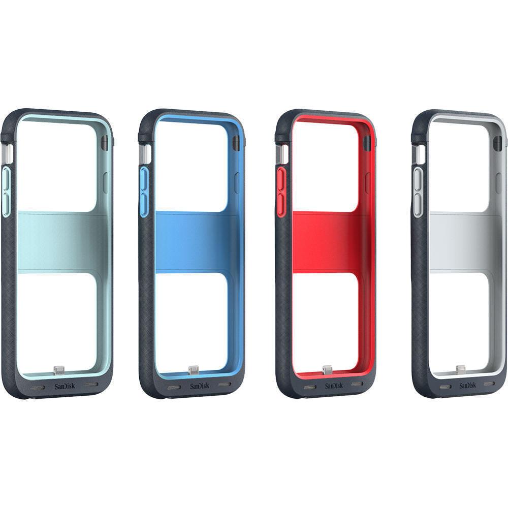 SanDiskのiPhone 6/6s用のストレージケース「iXpand」