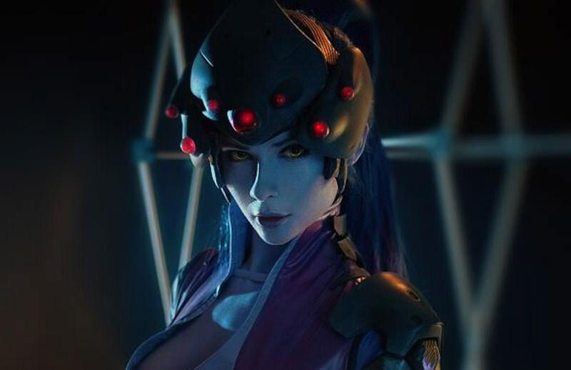 Overwatchのコスプレ!Widowmakerのレベル高すぎぃぃ!
