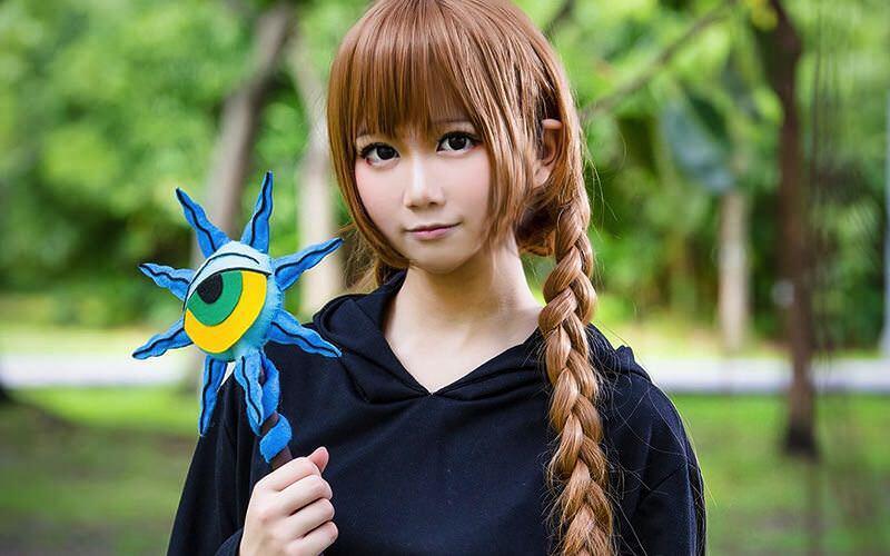 「魔法陣グルグル」のヒロイン、ククリのコスプレ!:cosplay by 小律 りつ