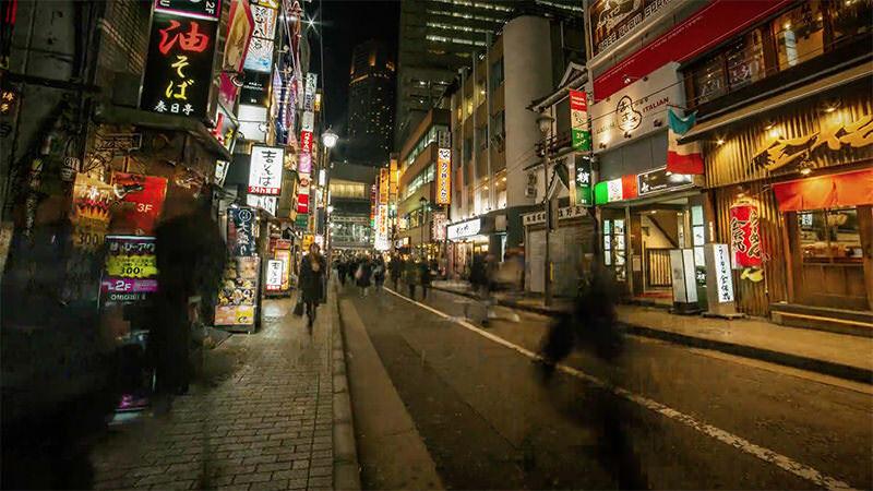 TOKYOタイムラプスMovie、美しいんだよコンチクショー!