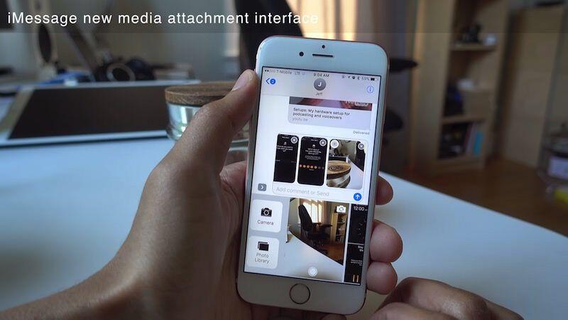 iOS 10、watchOS 3、macOS Sierraってどんな感じなの?動いている様子を9to5Macが公開