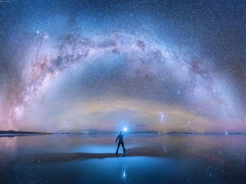フォトグラファーDaniel Kordanによるウユニ塩湖の写真が美しすぎる