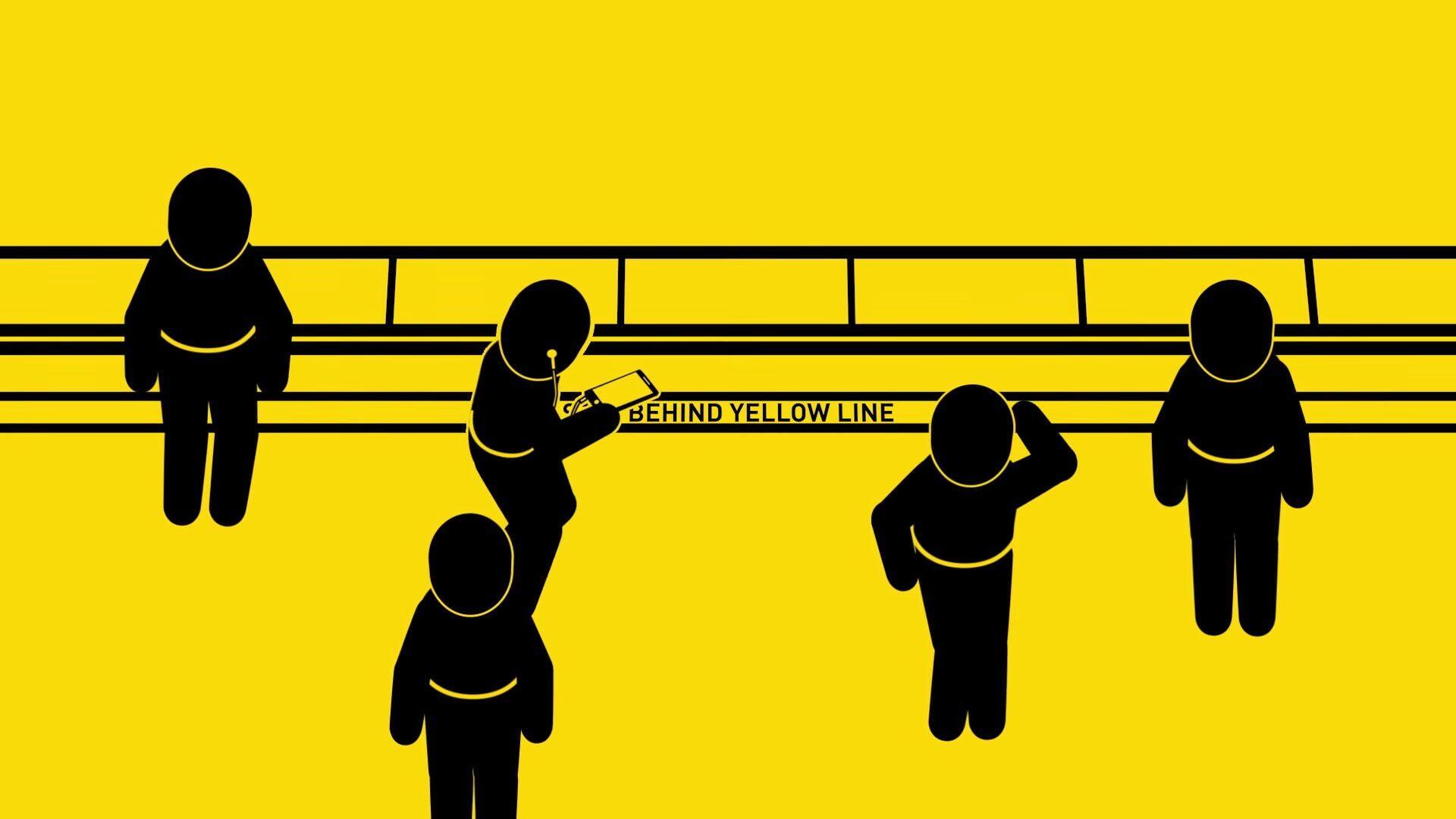 電車関連で守らないと死んじゃうこと Safety begins with you