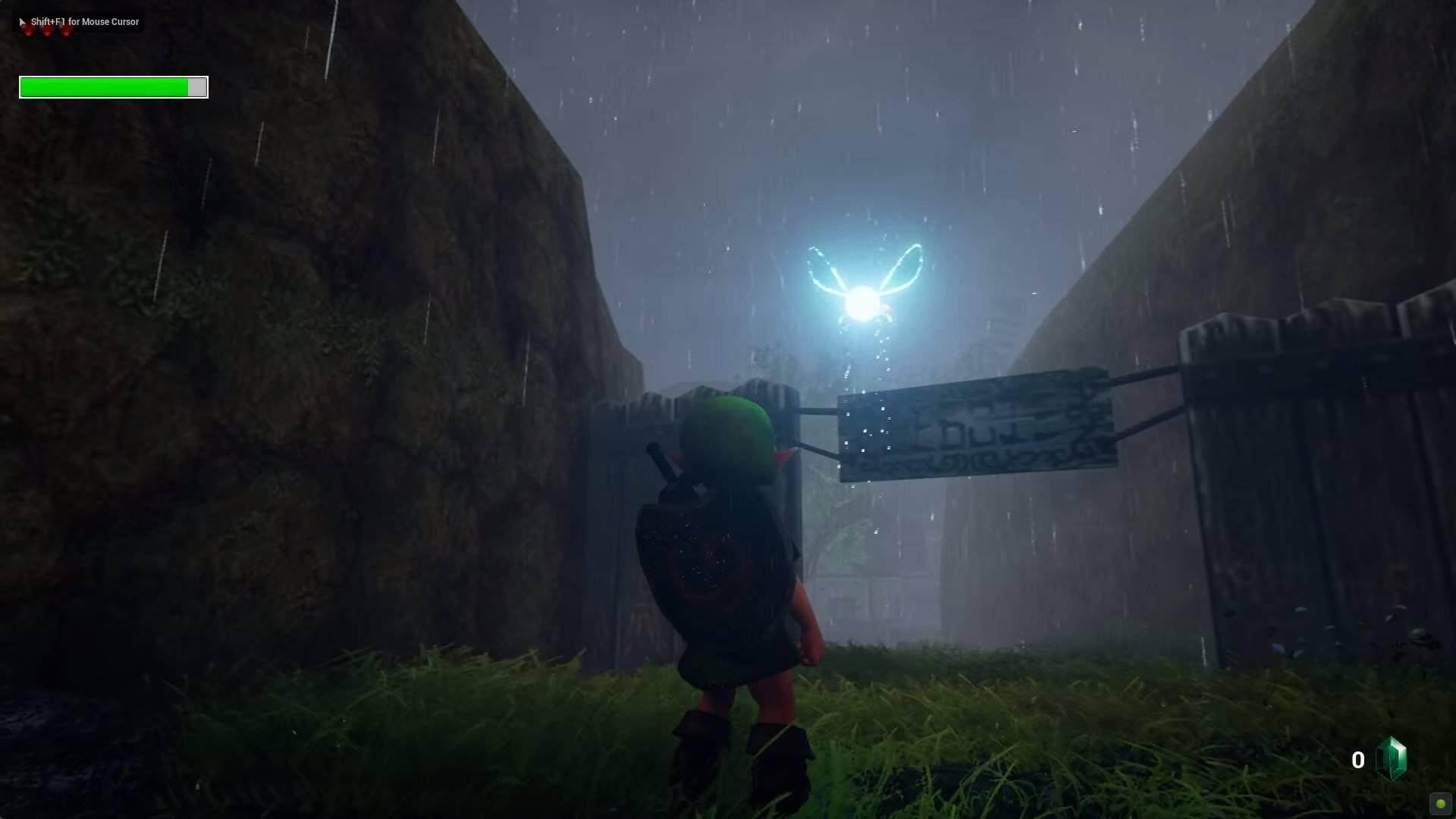 マジでリアルすぎる!Unreal Engine 4で「ゼルダの伝説 時のオカリナ」カカリコ村がすごい!