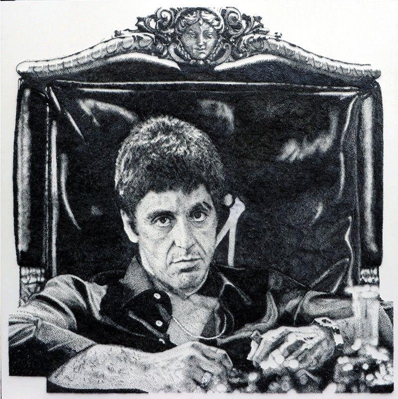 Al Pacino Marcus Levine 800 x803