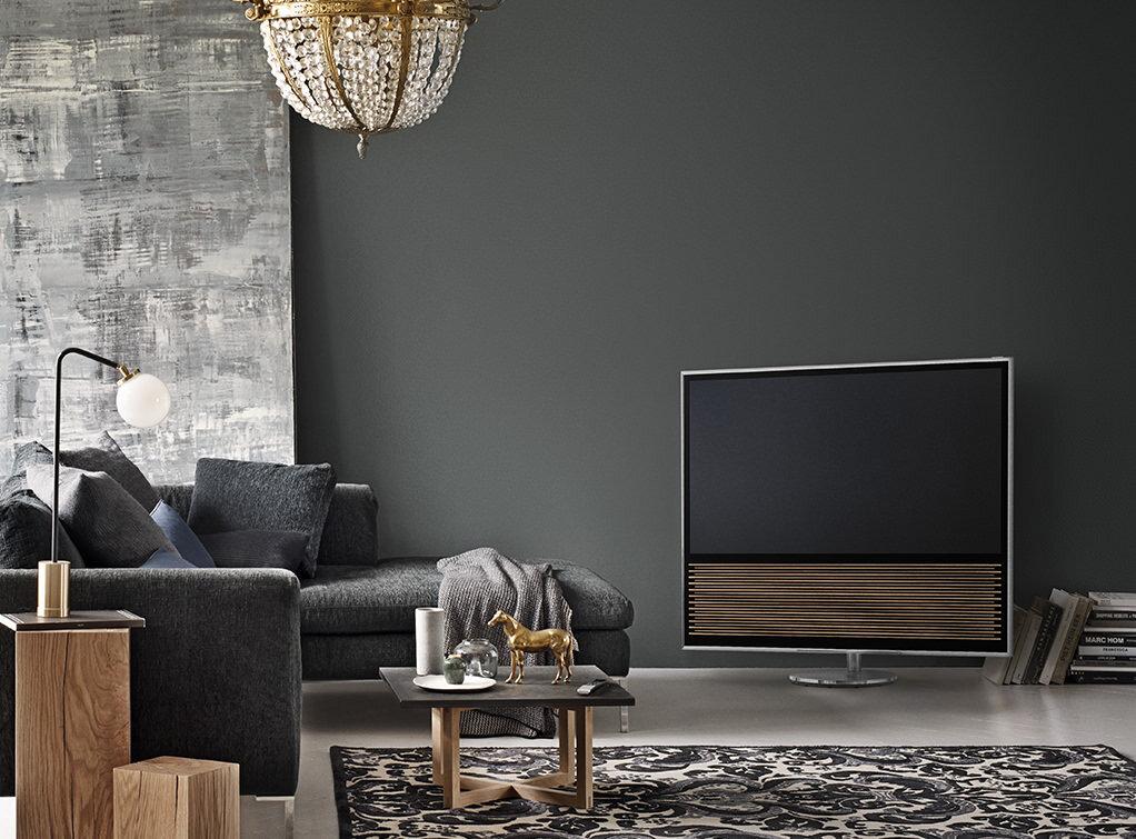 まるで家具のようなオシャレなテレビBang & Olufsen BeoVision 14 TV